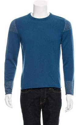 Lucien Pellat-Finet Metallic-Accented Cashmere Sweater