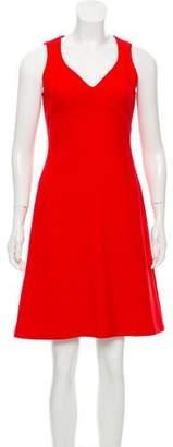 Versus Sleeveless Mini Dress