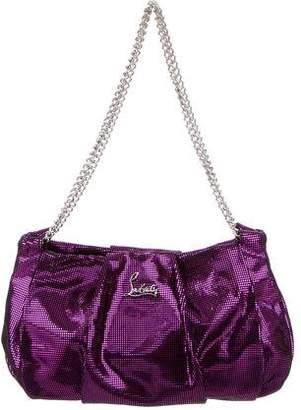 Christian Louboutin Lolita Medium Suede Bag