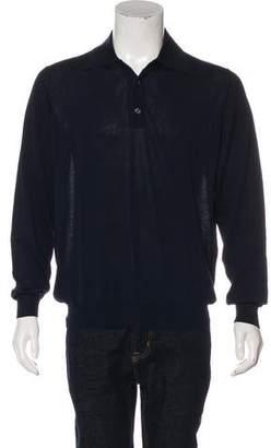 Malo Knit Polo Shirt