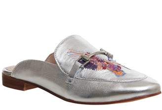 Office Fizzy embroidered mules