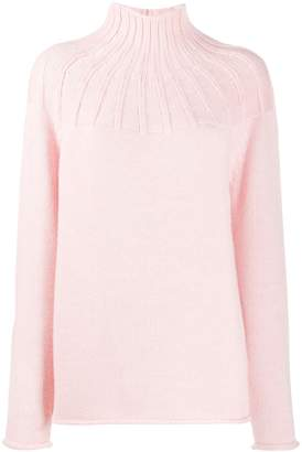 Escada Sport turtle neck knitted jumper