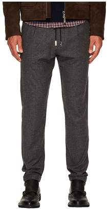 Eleventy Donegal Easy Fit Pull-On Pants Men's Casual Pants