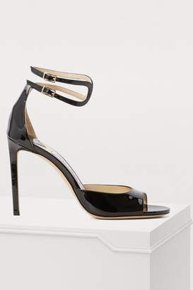 Jimmy Choo Lane 100 sandals