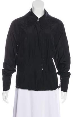 Nina Ricci Collar Zip-Up Jacket