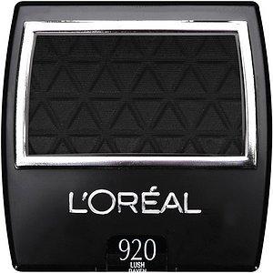 L'Oreal Studio Secrets Pro Eye Shadow Single, Lush Raven 920, Rich