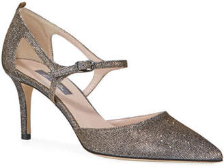Sarah Jessica Parker Phoebe Sparkle Low Pumps