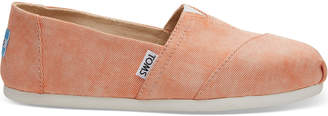 Light Clementine Washed Twill Women's Classics