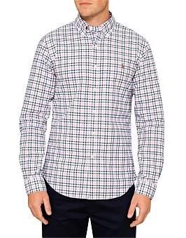 Polo Ralph Lauren Long Sleeve Oxford Sport Shirt