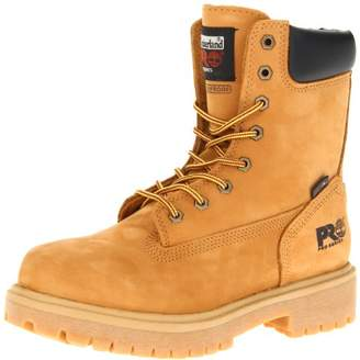 """Timberland Men's Wheat 26011 Direct Attach 8"""" Soft-Toe Boot"""