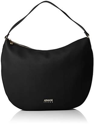 Armani Jeans Women 9223317A793 Shoulder Bag Black Size: