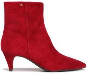 d37cad5d74f5 Michael Kors Suede Boots - ShopStyle Australia
