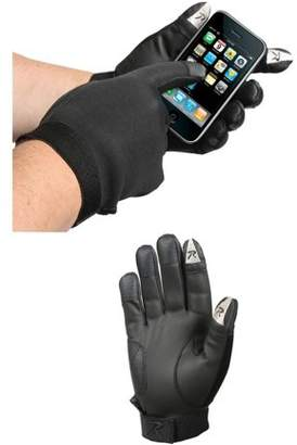 Rothco Black Touchscreen Gloves Designed For Use with Smart Phone or Tablet