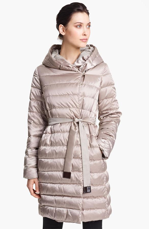 Max Mara Reversible Hooded Coat