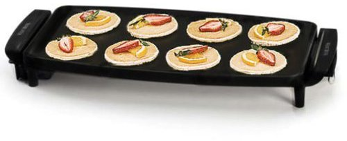 West Bend 10x18-in. Nonstick Cool Touch Electric Griddle