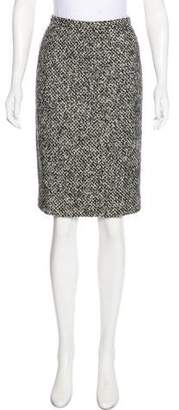 Kaufman Franco Kaufmanfranco Knit Knee-Length Skirt