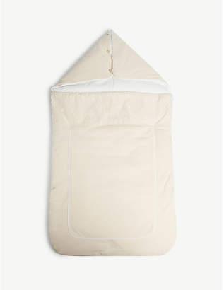 Chloé Star trim cotton padded nest