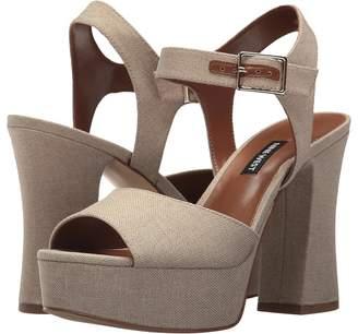 Nine West Wilmarie Platform Heel Sandal Women's Shoes