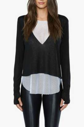 Koral Banele Long-Sleeve Top