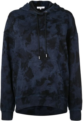 Proenza Schouler PSWL Ink Blotch Hooded Sweatshirt
