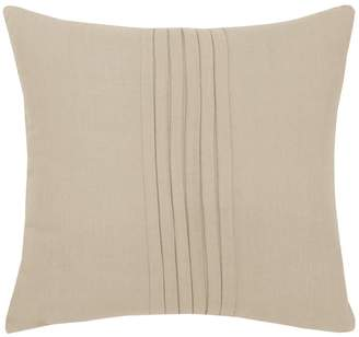 Southern Tide Seabrook Square Pleated Decorative Pillow