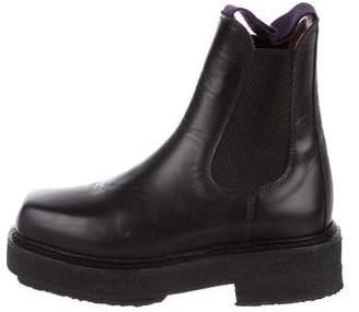 Eytys Leather Platform Boots