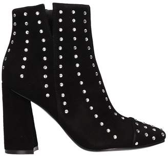 KENDALL + KYLIE Tia Crystal Ankle Boots