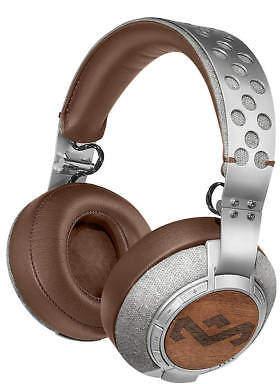 New Marley Men's Liberate Xlbt Headphones Soft Brown