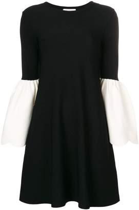 Valentino crew neck dress