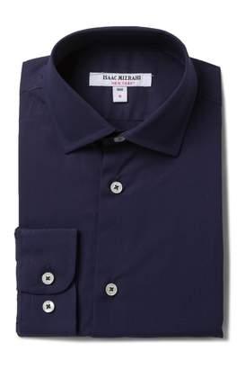 Isaac Mizrahi Cotton Dress Shirt (Big Boys)