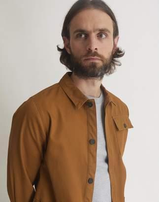 The Idle Man - 3 Pocket Chore Jacket Brown