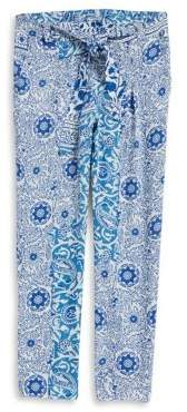 Dex Little Girl's Printed Pants