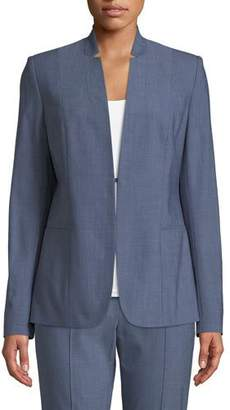 Elie Tahari Tori Wool-Blend Jacket