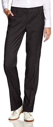 More & More Women's Konfektionshose 88994509 Straight Trousers,W26/L32 (Manufacturer size: 34)