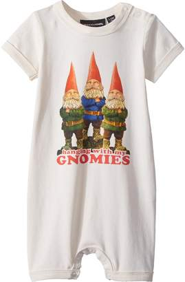 Rock Your Baby Gnomies Short Sleeve Playsuit Boy's Jumpsuit & Rompers One Piece