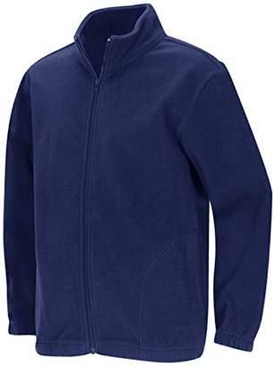 Classroom Uniforms Classroom Unisex-Adults Polar Fleece Jacket