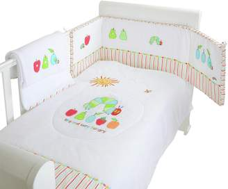 The Very Hungry Caterpillar 3 Piece Bedding Set.