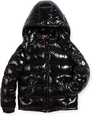 Moncler New Maya Puffer Coat, Size 4-6 $470 thestylecure.com