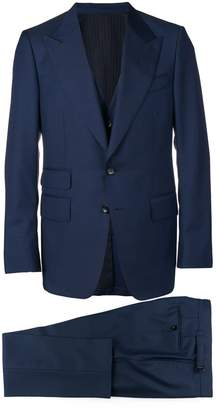 three-piece formal suit