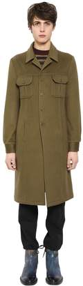 Maison Margiela Cashmere Cloth Coat