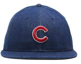 Todd Snyder + New Era + NEW ERA MLB CHICAGO CUBS CAP IN CONE DENIM