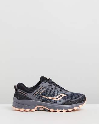 Saucony Grid Excursion TR12 Wide Sneakers - Women's