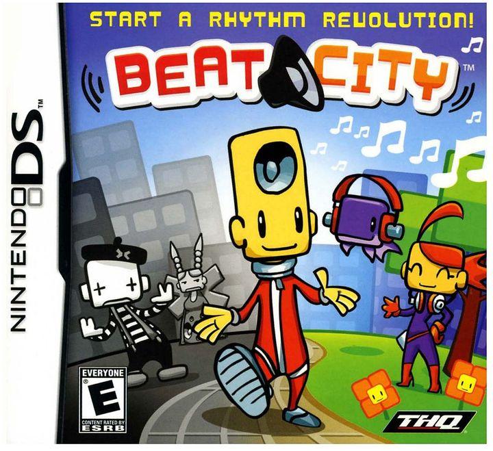 Nintendo ds TM beat city