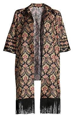 Kobi Halperin Women's Jayce Fringe Jacket