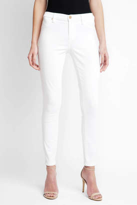 Blank NYC Mid Rise Skinny Great White Pant