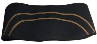 Sunrain Lightweight Design Lower Back Support Compression Infuse Belt Men Sliming Belt,Black