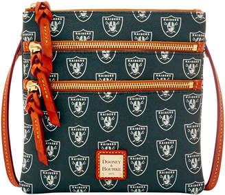 Dooney & Bourke NFL Raiders Triple Zip Crossbody