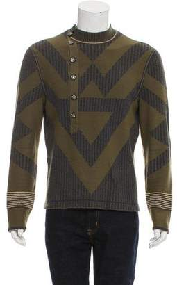 Chanel Paris-Moscou Jacquard Sweater