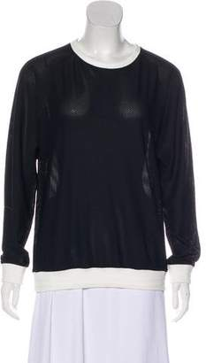 Rag & Bone Long Sleeve Sweatshirt