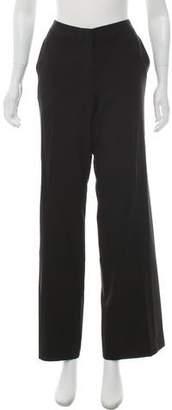 MICHAEL Michael Kors Wool Wide-Leg Pants w/ Tags